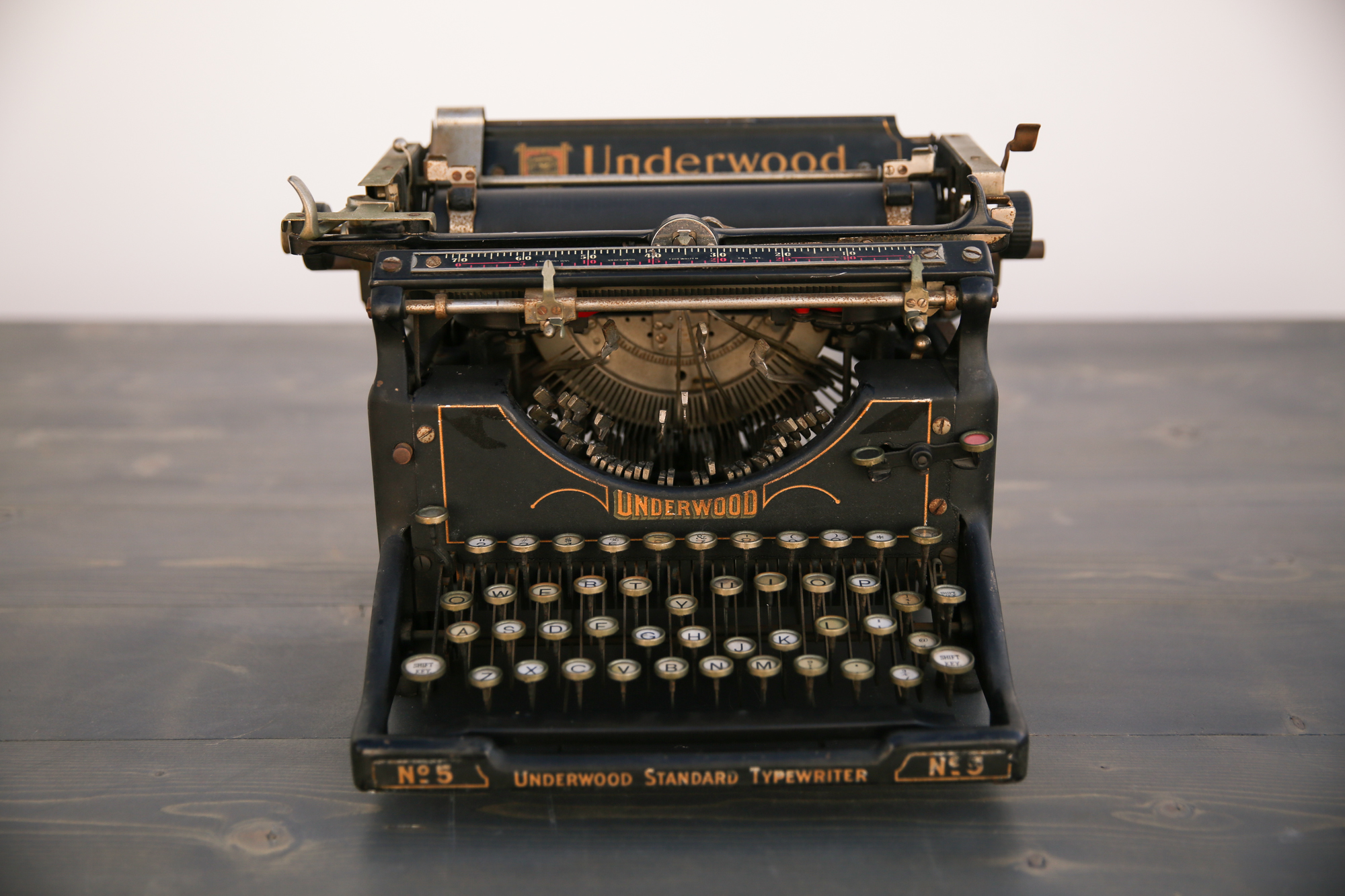 Underwood Vintage Typewriter - Out Of The Dust Rentals